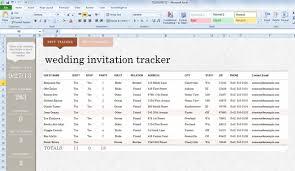 exle wedding invites 28 images wedding invite tracker