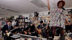 Tiny Desk Npr The Suffers Npr Tiny Desk Concert Performance 2015 Youtube