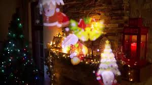 Outdoor Christmas Projector Light by Halloween U0026 Christmas Outdoor Holiday Projectors Light With 12