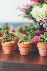 favors wedding flower pot wedding favors wedding corners
