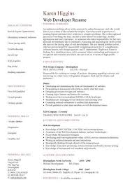 it developer resume template abap developer resume templates