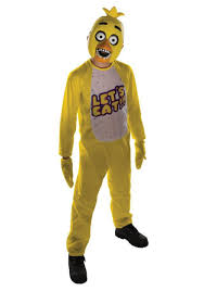 five nights at freddy u0027s child chica costume
