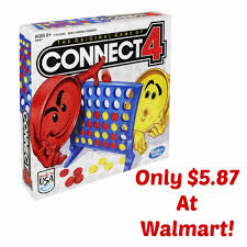 thanksgiving 2014 deals walmart connect 4 only 5 87 at walmart i don u0027t have time for that