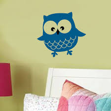 Vinyl Wall Decals For Nursery Shop All Decals Nursery Wall Decals Ollie Owl Vinyl Wall Decal