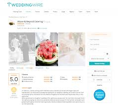 wedding vendor websites the knot vs weddingwire which has the best return