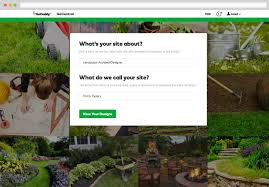 godaddy u0027s new site builder offers templates for 1 500 industries