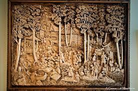 wood artwork carved wood paintings neatorama