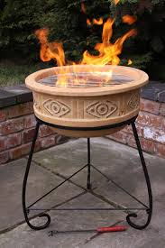 Chiminea Outdoor Fireplace Clay - ceramic outdoor fireplace purchasing using and maintaining the
