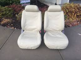 lexus lx450 aftermarket parts for sale lx450 80 series front seats w sor tuff duck covers