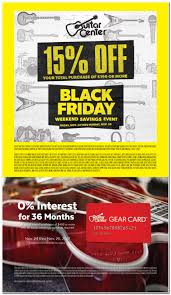 guitar center black friday 2017 ads deals and sales