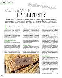 cuisine et vin revue de presse 18 sans gluten