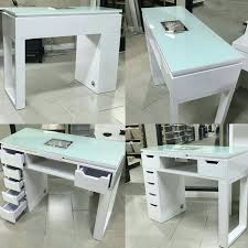 manicure tables for sale craigslist concorde nail station 1 position storage phab wholesale intended for