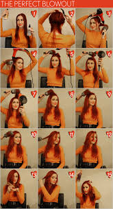 ff rebecca tutorial no 2 the perfect blowout fash flood