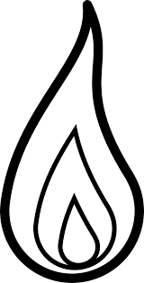 how to draw flames fire 17 free printable flames stencils how