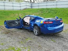 wrecked camaro zl1 for sale badly wrecked 16 camaro6