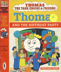 thomas birthday party thomas tank engine wikia