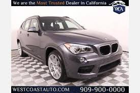 bmw ontario used bmw x1 for sale in ontario ca edmunds