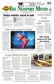 newport miner newspaper by the newport miner issuu