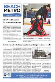 Danforth Roofing Supplies by Beach Metro News February 23 2016 By Beach Metro News Issuu
