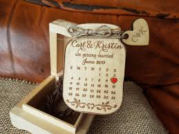 rustic save the dates jar save the date magnets jar magnet custom save
