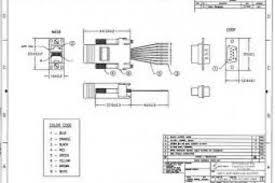 db9 female to rj45 modular adapter wiring diagram wiring diagram
