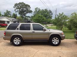 lifted nissan pathfinder clearing bigger tires 96 2004 r50 pathfinders npora forums