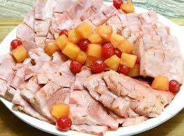 recipe for thanksgiving ham with pineapple