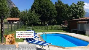 rustico tremezzo lake como tremezzo italy best prices youtube