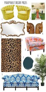 Home Decoration Pieces Home Decor Style Maximalist