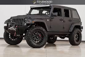 jeep wrangler hemi starwood motors 2016 jeep wrangler unlimited sport hemi lockers