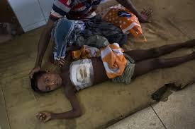 rohingya children at risk during myanmar refugee crisis cgtn america