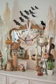 superb halloween mantel decorating ideas design decorating ideas