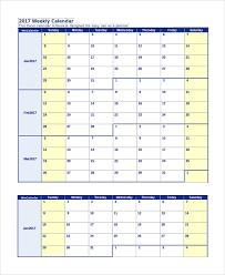 sample weekly calendar free senior exercise programs workout