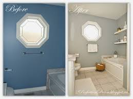 White Bathroom Shelving Unit by 2perfection Decor Coventry Gray U0026 White Bathroom Makeover