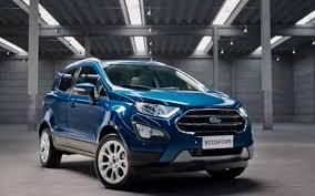 novo ford ecosport 2018 teaser oficial mostra detalhes car blog