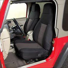 seat covers jeep wrangler seat covers for jeep wrangler ebay