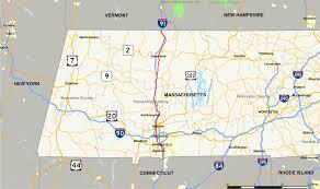 Massachusetts County Map U S Route 5 In Massachusetts Wikipedia