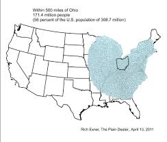 Ohio Congressional District Map by Rep Michael Turner Congressional Delegation Say A Shuttle In
