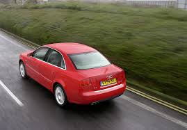 2005 Audi A4 Audi A4 Saloon Review 2005 2007 Parkers