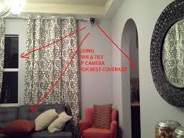 interior home surveillance cameras home security cameras mounting home security cameras tw home show
