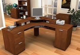 Appealing Small Reception Desk Ideas Modern Image Of Black Corner Desk With Shelves Exceptional Roll