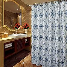 72 X 78 Fabric Shower Curtain Shower Curtain 78 Inch Fabric Shower