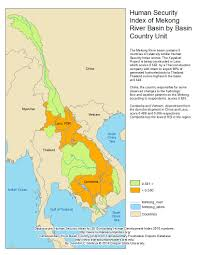 Nile River On Map Human Security Dimensions Of Dam Development In The Nile And