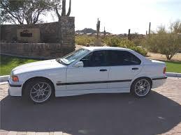 Bmw M3 1997 - 1997 bmw m3 sedan 5 speed automatic alpine white black leather