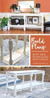 Buffet Table Decor by Best 25 Rustic Buffet Tables Ideas On Pinterest Buffet Table
