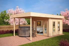 Gardens With Summer Houses - summer houses u0026 garden rooms with veranda