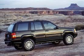 green jeep grand cherokee jeep heritage 1993 1995 jeep grand cherokee zj the jeep blog