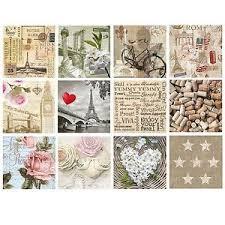 decorative paper 20 pck vintage decorative paper napkins decoupage craft capitals