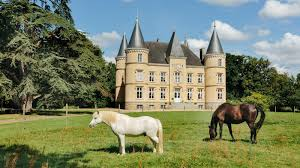 French Chateau Style Homes House Hunting In France The New York Times