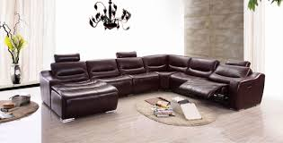 Sofa Sectionals With Recliners Amazing Sectional Sleeper Sofa With Recliners Magnificent Home